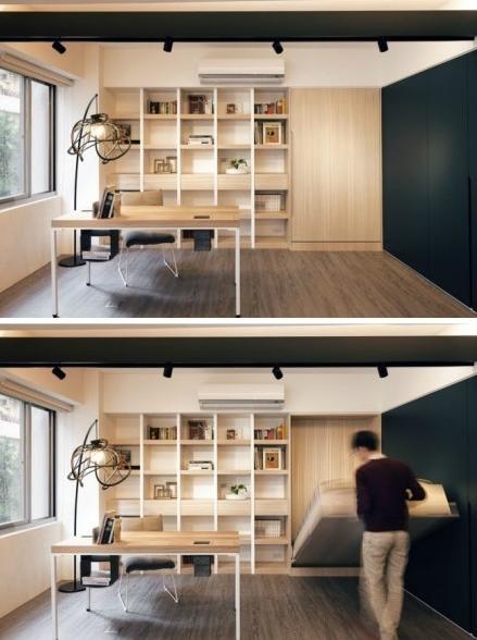 白墙如何搭配地板,门和砖的颜色