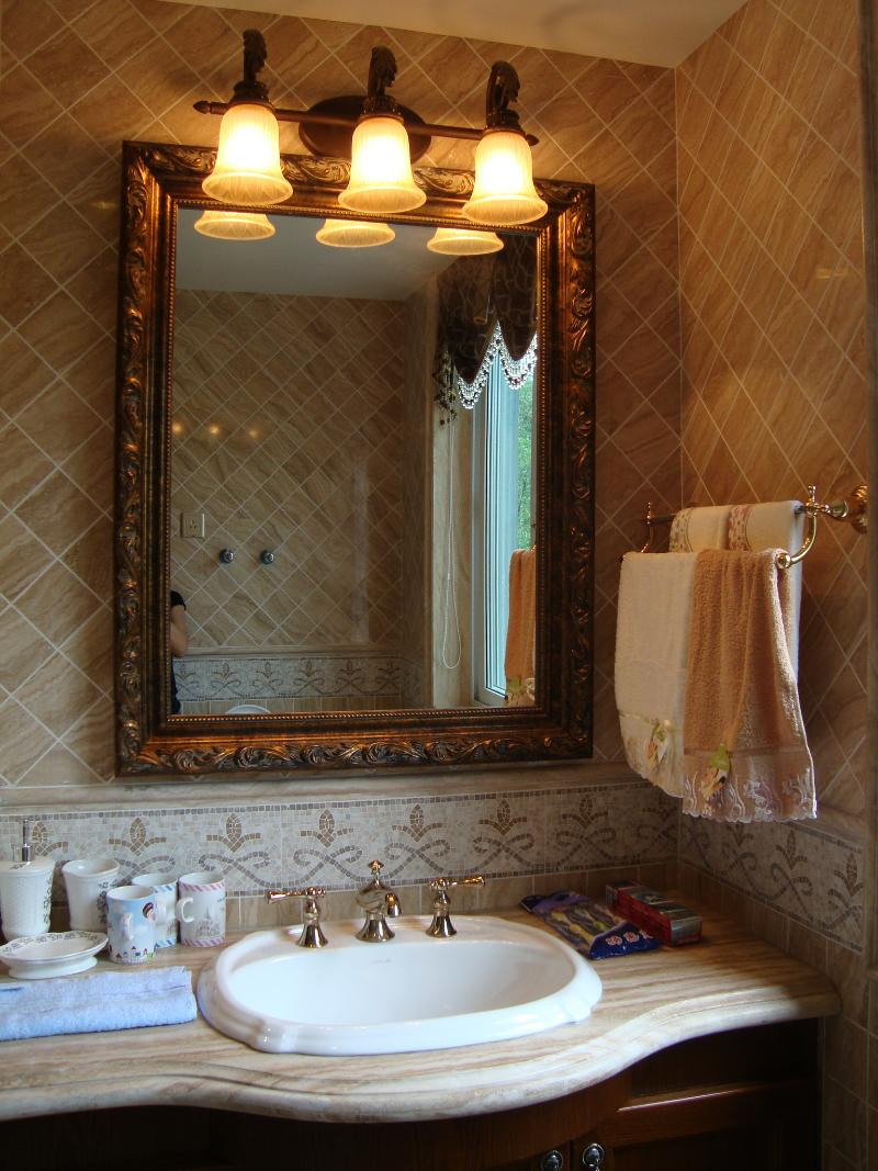 欧式卫生间装修效果图大全2013图片图片
