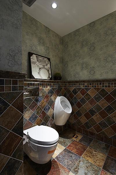 美式卫生间装修效果图大全2013图片 图片合集