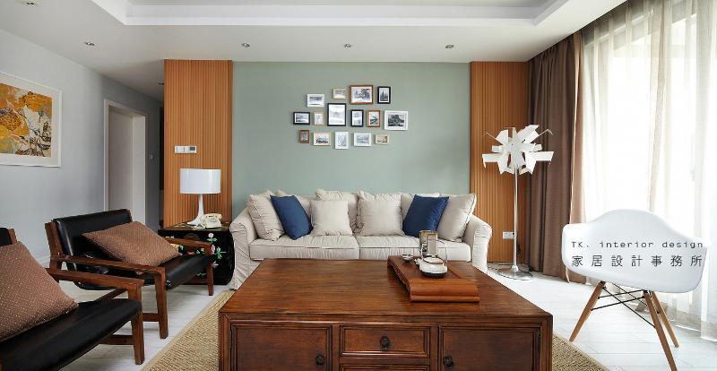 日式客厅装修效果图大全2013图片_日式客厅房屋家居图
