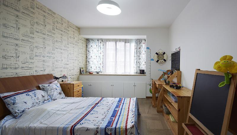 简欧卧室装修效果图大全2013图片_简欧卧室房屋家居图