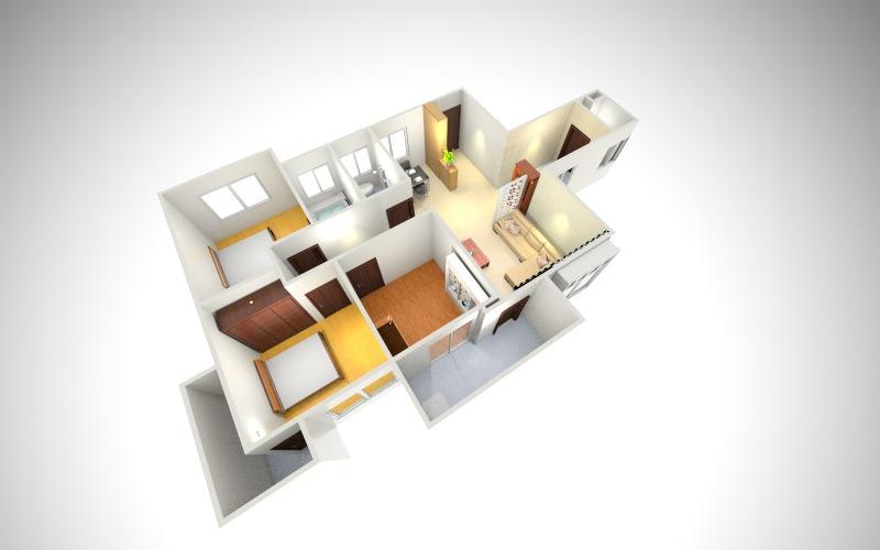 三建公司宿舍