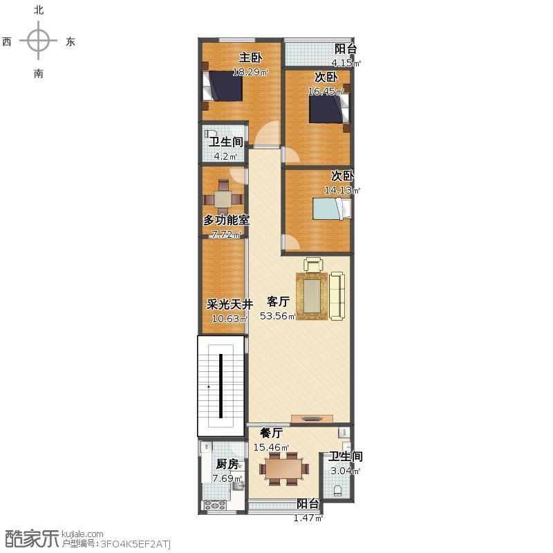 10米12米自建房图纸_10米12米自建房图纸图片分享_第11页