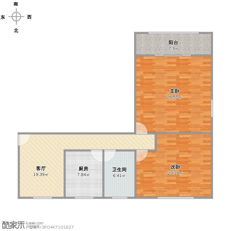 长岛公寓户型图