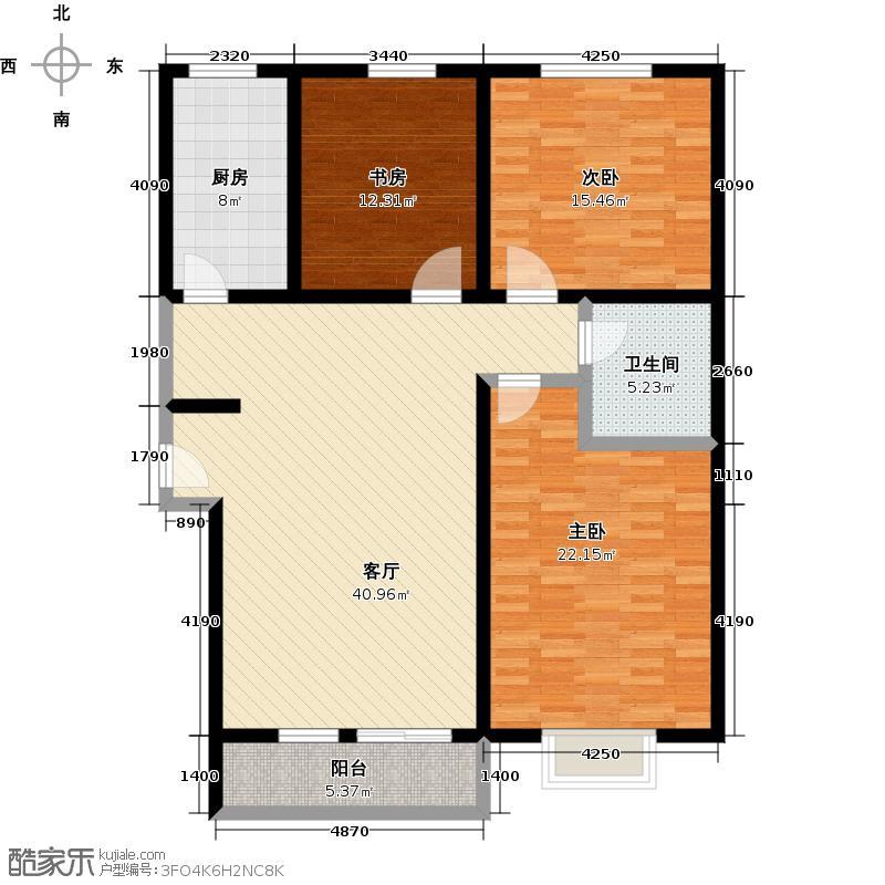 c4三室二厅一厨一卫