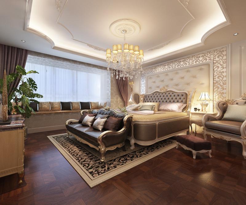 欧式装修效果图大全2013图片_欧式房屋家居装修效果图图片