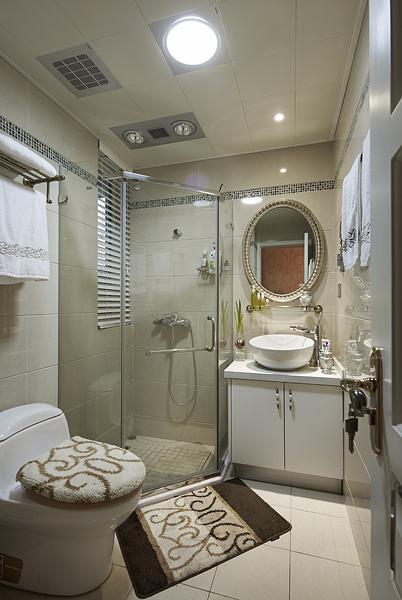 两室一厅小户型的简欧神话图片