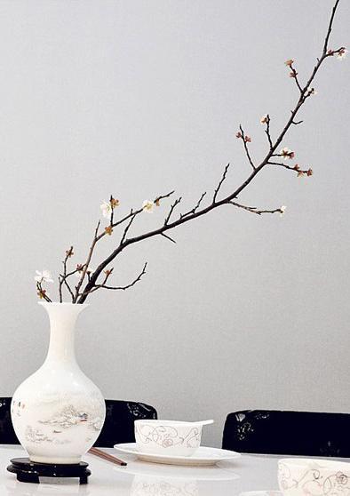 唯美中国风81平中式古典居室