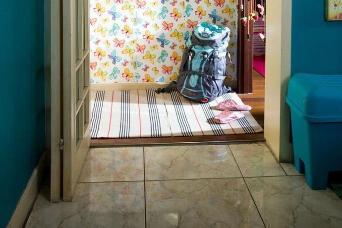 12平米单间现代小户型客厅效果图
