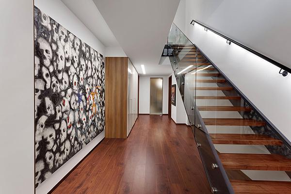 创意别墅室内设计_酷家乐图片