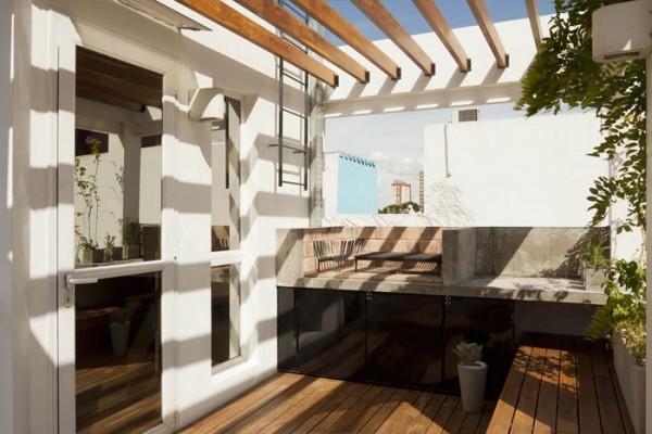 loft风格创意音乐工作室设计图片