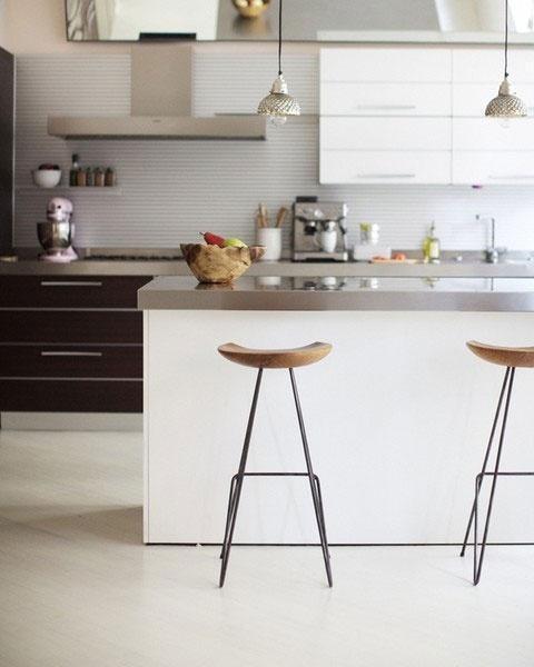 经典开放式厨房吧台设计案例