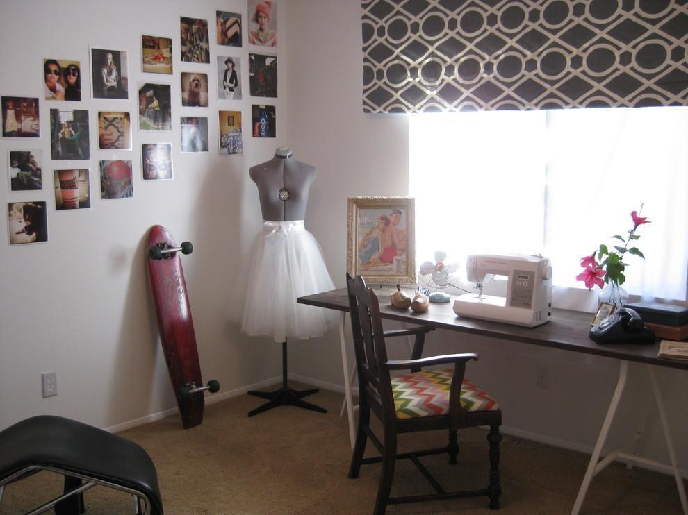 卧室窗帘装修效果图大全2013图片