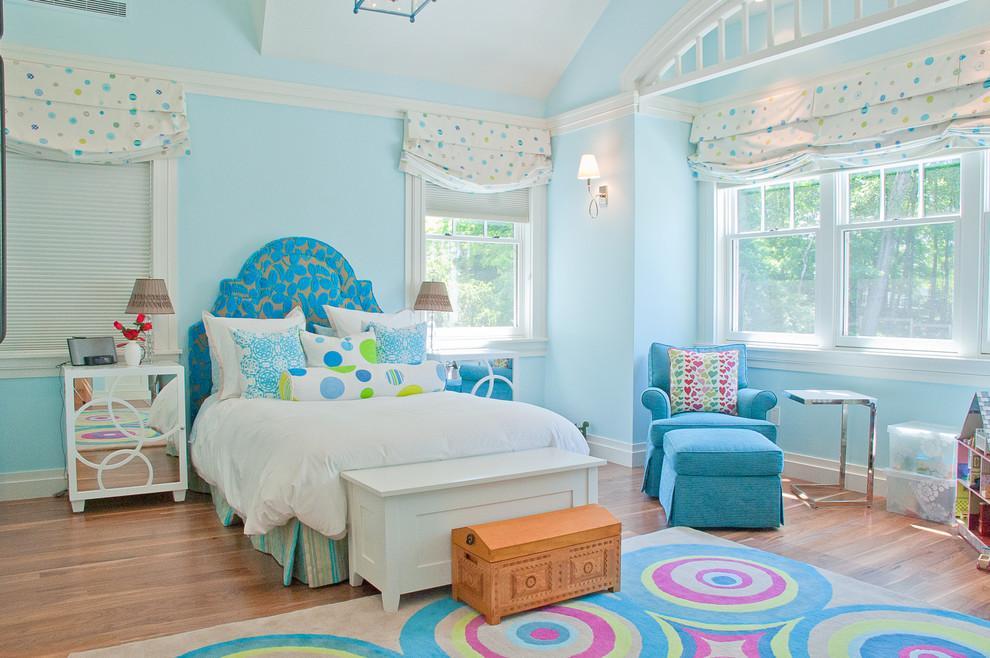 8991 张蓝色儿童房 装修效果图