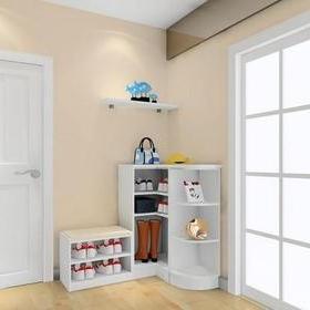 15款超实用的玄关鞋柜设计,叫你家木工也这样做!