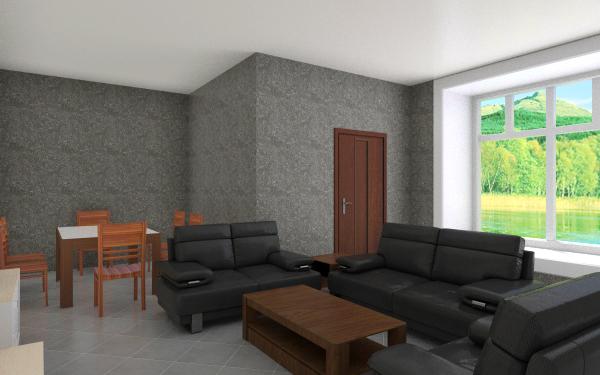 80方小居室客厅,室内,厨房,卫生间等装修效果图大全