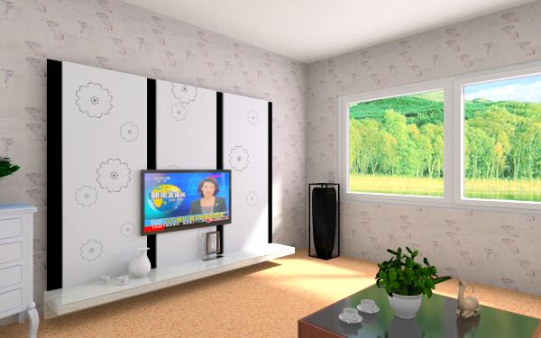 一室两厅客厅,室内,厨房,卫生间等装修效果图大全