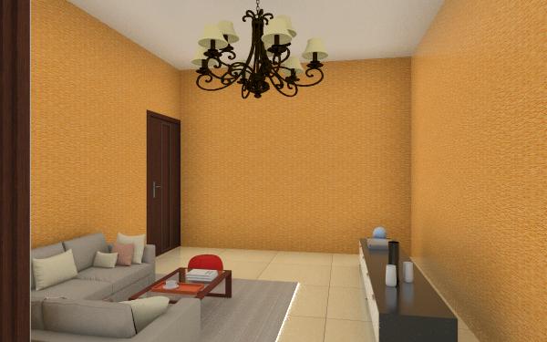 自建房二客厅,室内,厨房,卫生间等装修效果图大全