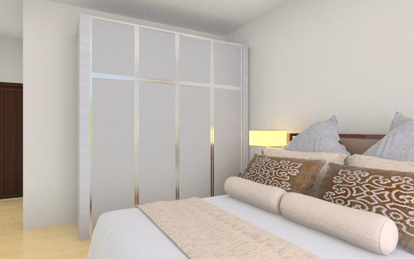 沒有隔斷的陽臺客廳,室內,廚房,衛生間等裝修效果圖