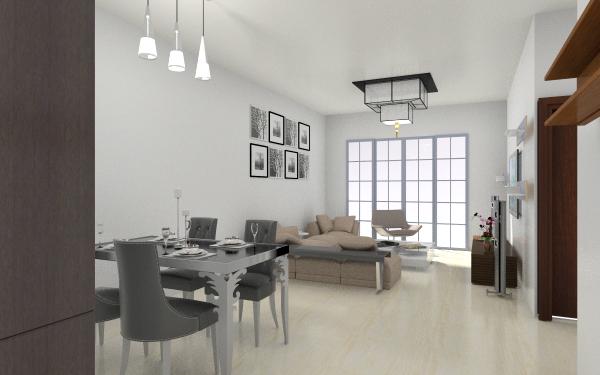 亚星客厅,室内,厨房,卫生间等装修效果图大全