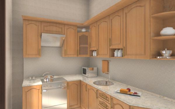 厨房,卫生间等装修效果图大全