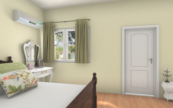 二楼设计效果图客厅,室内,厨房,卫生间等装修效果图