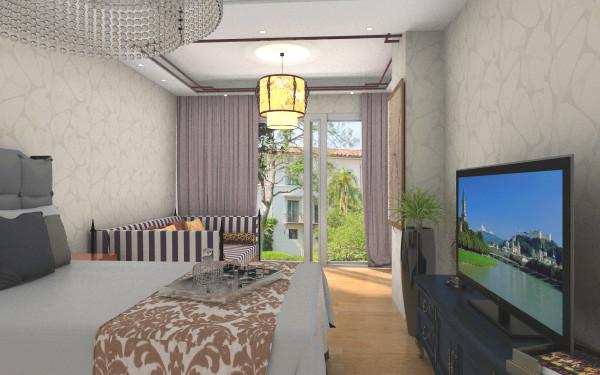 二楼客厅,室内,厨房,卫生间等装修效果图大全