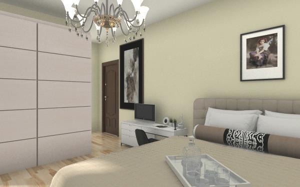 自建房3层平面图客厅,室内,厨房,卫生间等装修效果图