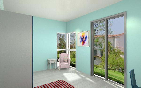 小房间有阳台客厅,室内,厨房,卫生间等装修效果图大全
