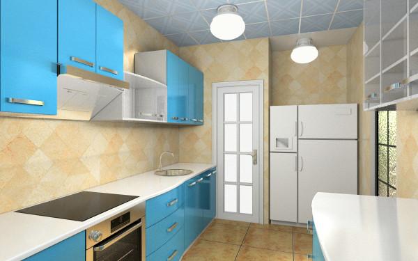 平如镜的平面图正客厅,室内,厨房,卫生间等装修效果图