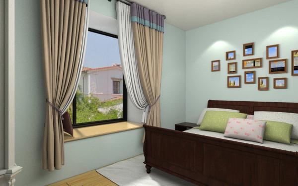 blue__的家(次卧)客厅,室内,厨房,卫生间等装修效果图