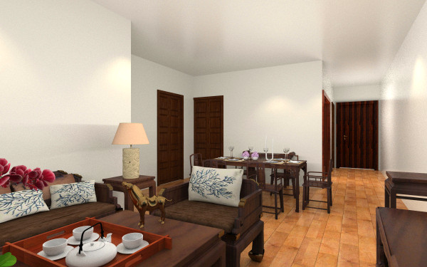 鸿威de森林客厅,室内,厨房,卫生间等装修效果图大全