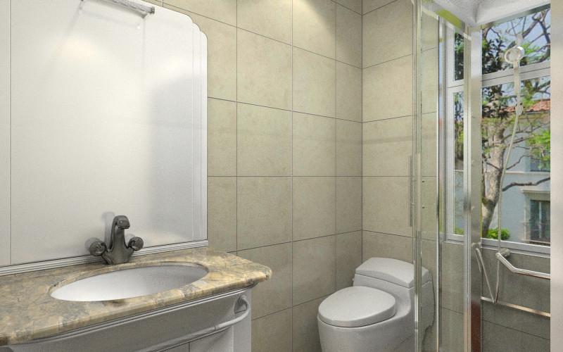 3室改4室计划图2客厅,室内,厨房,卫生间等装修效果图