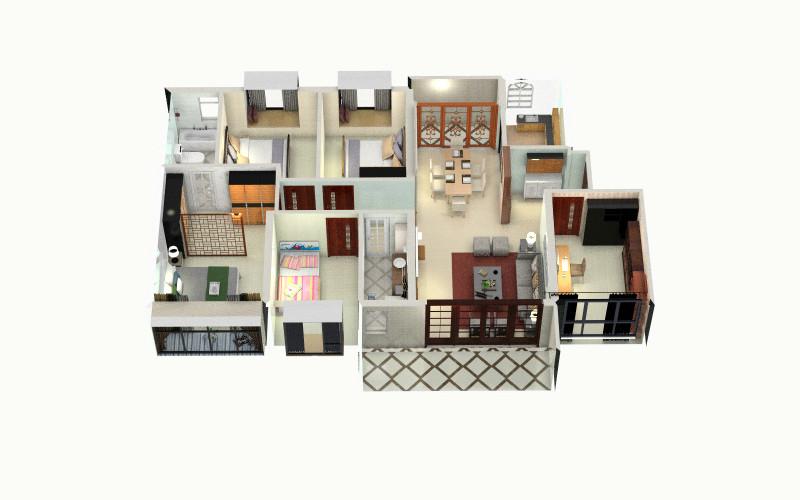 复制的方案_天悦装修设计方案客厅,室内,厨房,卫生间图片