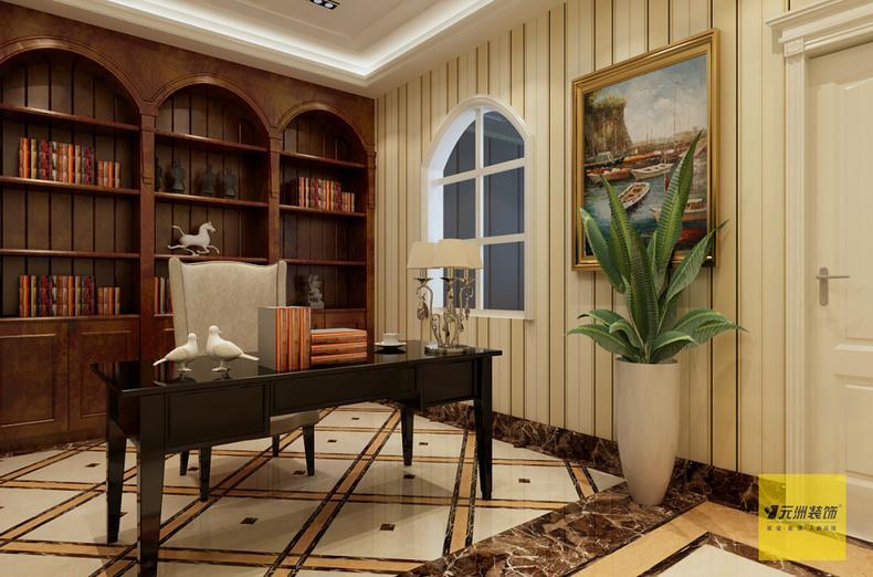花香丽榭--天伦庄园复式欧式装修图片