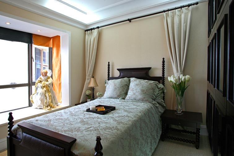 76 张现代简约 卧室飘窗装修效果图图片