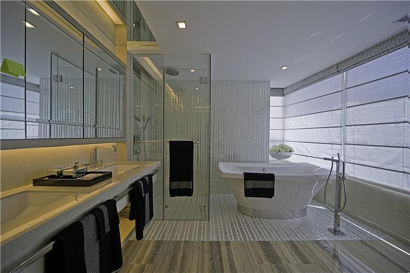 178 張現代簡約 浴室裝修效果圖