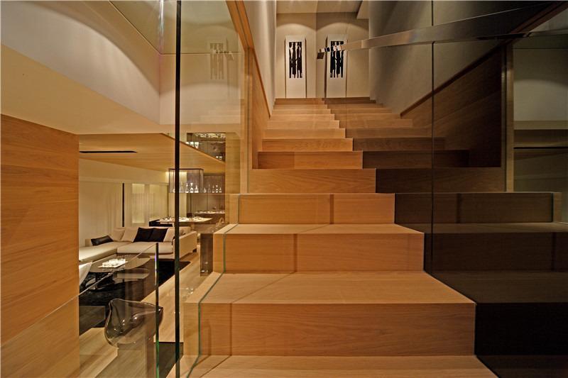 楼梯装修效果图大全2013图片_楼梯房屋家居装修效果图