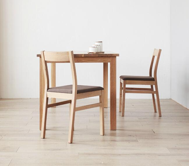 北欧日式木质桌椅,感受原始的朴素与美好